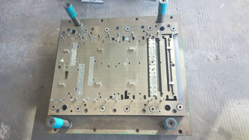 Hardware mould making processing customized open mould design